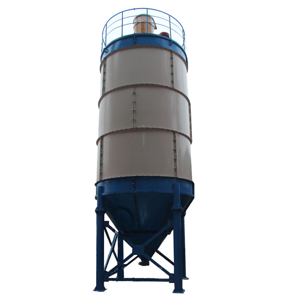 Bolted type powder storage 60 ton cement silo on sale