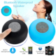 waterproof speaker IPX4 waterproof sucker shower bluetooth speaker portable mobile phone wireless mini speaker