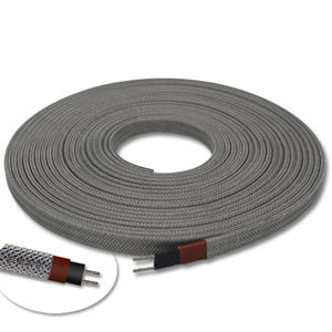 longer circuit lengths line heat cable low effect floor heating cable linear heat detector cable