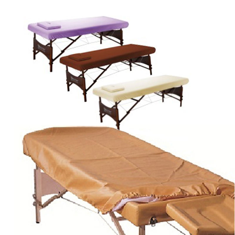 Table Protector For Massage Table Massage Bed Sheet Leather Table Cover for Ayurveda Perfect Fit Vinyl Cover