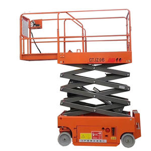 Cheap Price Portable Hand Ever-eternal Mobile Self propelled hydraulic electric Scissor lift with mobile small scissor lift