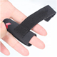 Wholesale OEM professional volleyball black color finger bandage band