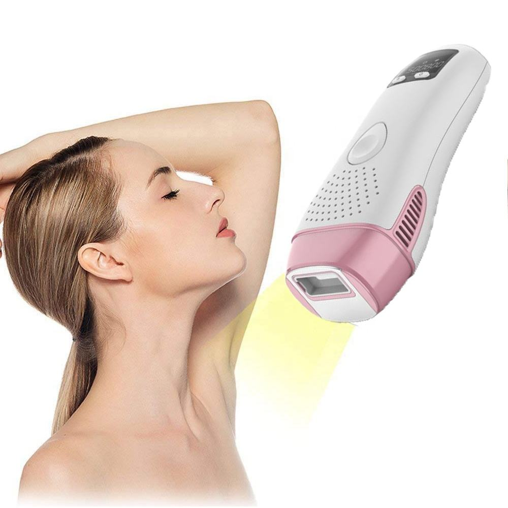 Quartz lamp 500000 flash life ipl laser hair removal ice cool