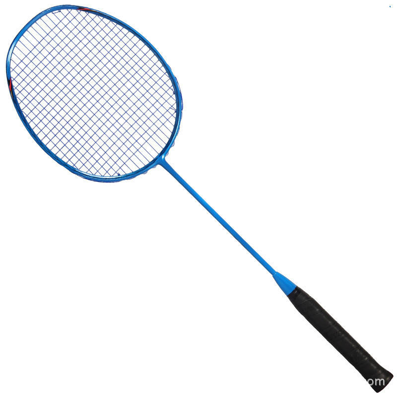 A wholesale national team professional full carbon fiber 5U ultra-light adult badminton racket