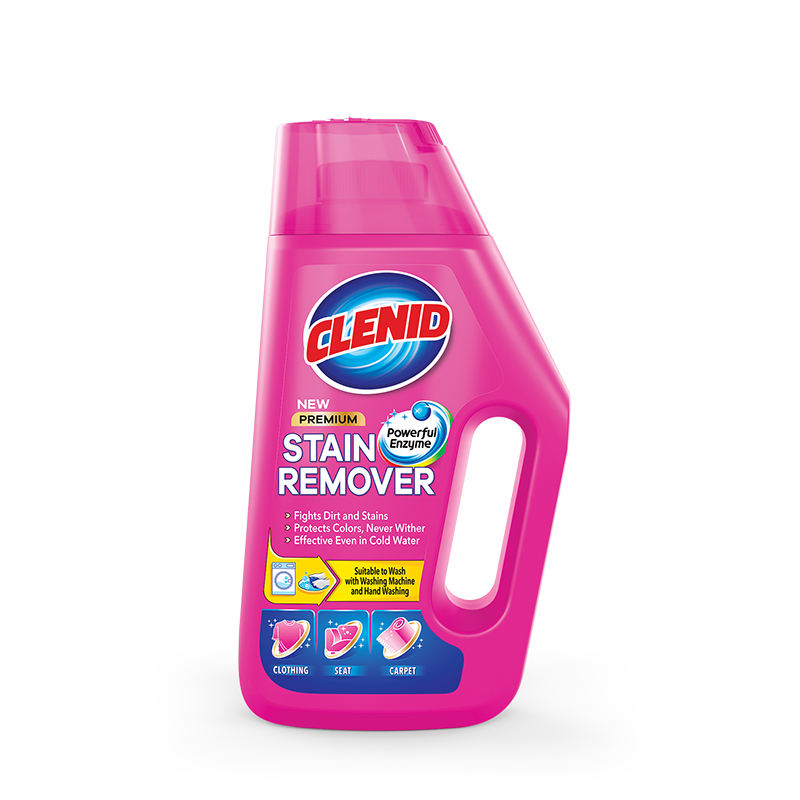 Clenid Color-Proof Laundry Stain Remover Gel-Protect to Colour 1000 ml