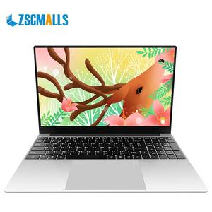 ZSCMALLS and factory Intel Dual Core Four Threads 1.6GHz 15.6inch 1920*1080 laptop computer netbooks notebooks