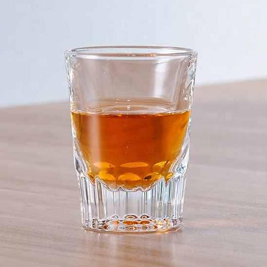 1oz Free sample wholesale thick bottom vodka souvenir sublimation tequila espresso shot glass