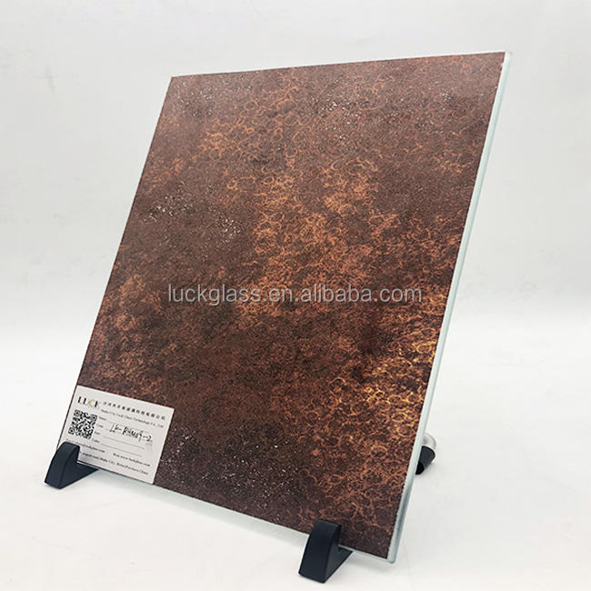 4-12MM high temperature ceramic kitchen wall worktop glass