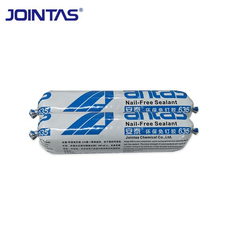 Fast Curing Low Voc Rapid Bond Tiles Joint Sealant Adhesive Glue For Pvc Flooring