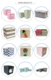 Hot sale custom printing linen storage boxes baby dirty laundry storage basket foldable storage box with handle