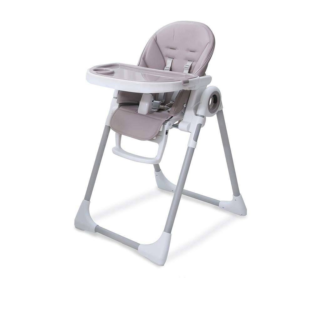 Wholesale EN14988 manufacture price plastic adjustable portable high feeding baby chair
