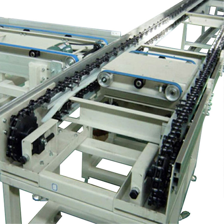 Automatic Conveyer Selection Table Pallet Conveyor for Assembly Lines