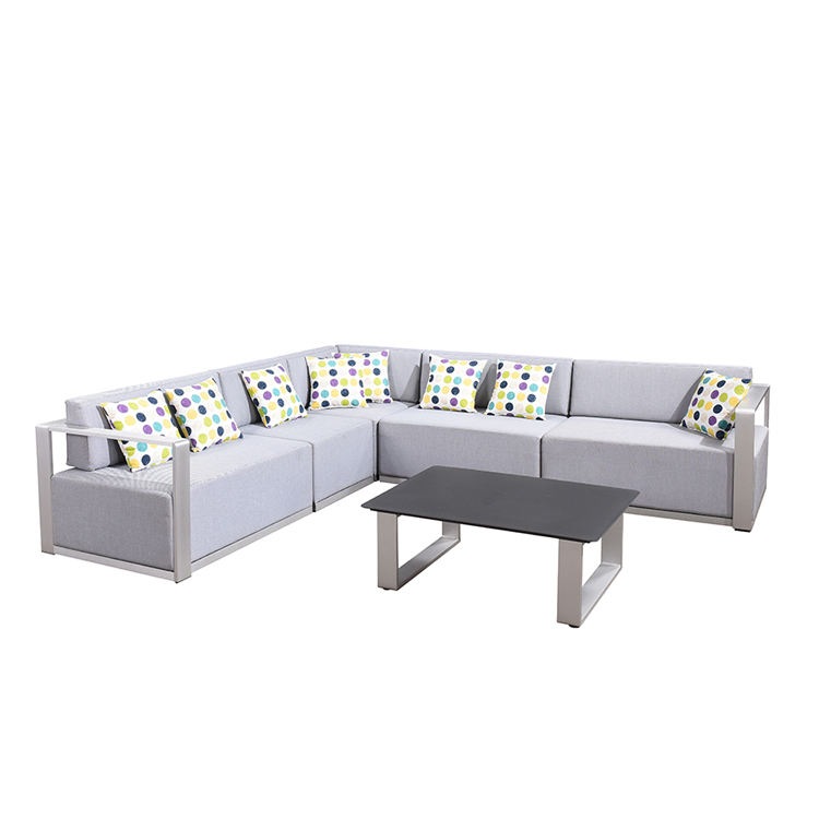 One-Stop Service [ Couch Outdoor ] Outdoor Couch L Shape Modern Sectional Furniture Patio Couch Set Outdoor Sofa Design
