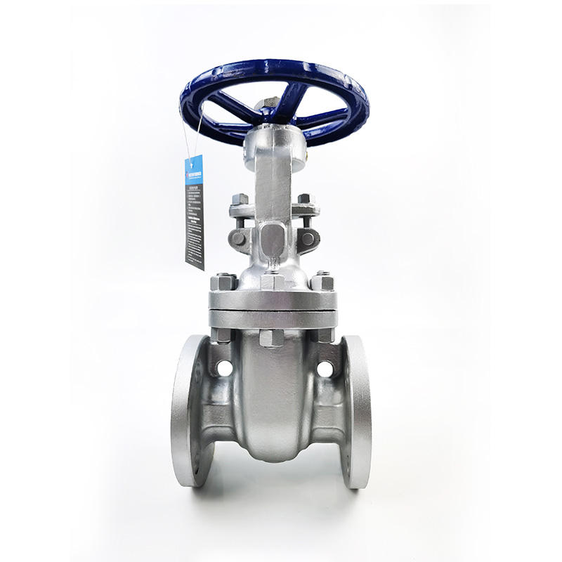 class150-2500 carbon steel API flanged 2 inch Gate valve for water oil