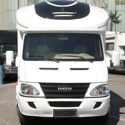 Used Iveco Motorhome Caravan Low KMs mini luxury 2015 3.0T cheap price