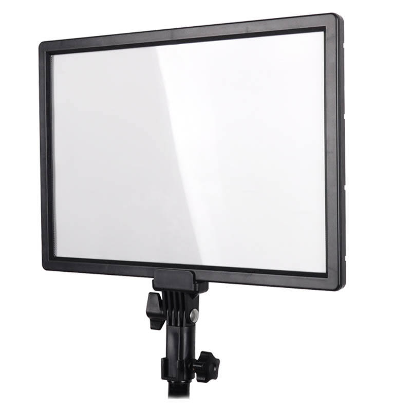Slim nieuwe ontwerp foto/Video 40W led pad camera video light panel zacht licht