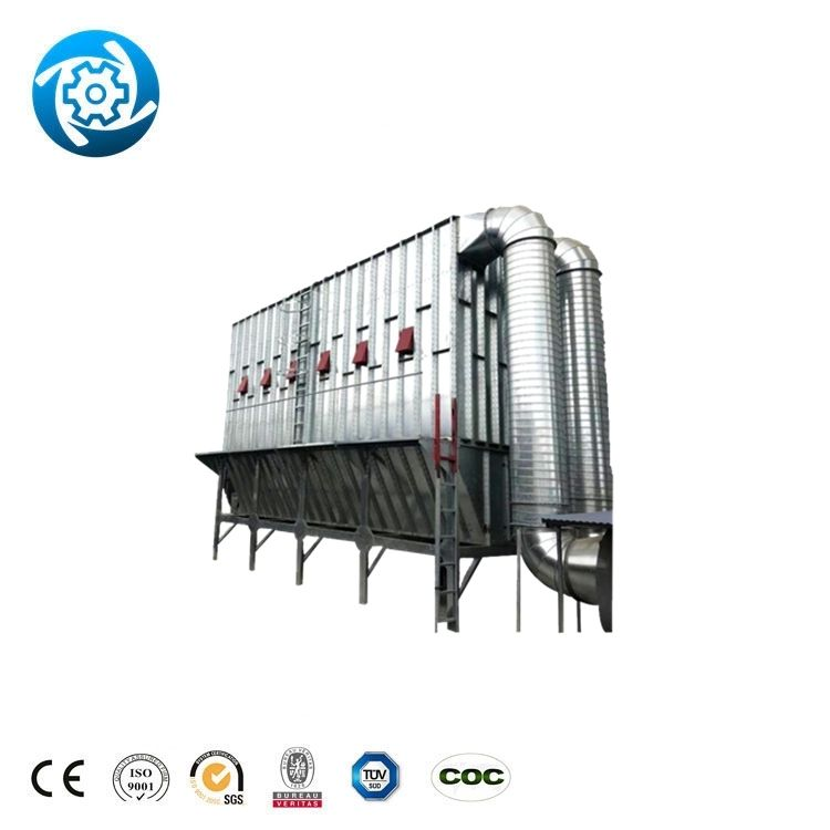 Sawdust Removal System Ash Control Furniture Factory Electric Collector Dust Extraction Systems For Sale