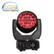 2020 trend stage lighting cheap price 19*15w led wash moving head zoom