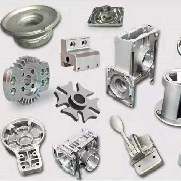CNC turn mill OEM manufacture in machining supply precision aluminum cnc machining model