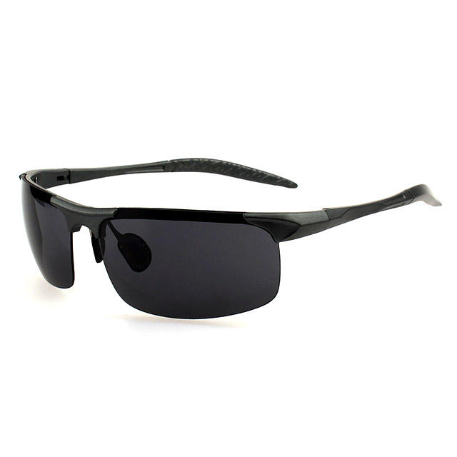 DLX8177 Photochromic Sunglasses Men Night Vision Driver's Driving Glasses Male Sun Glasses