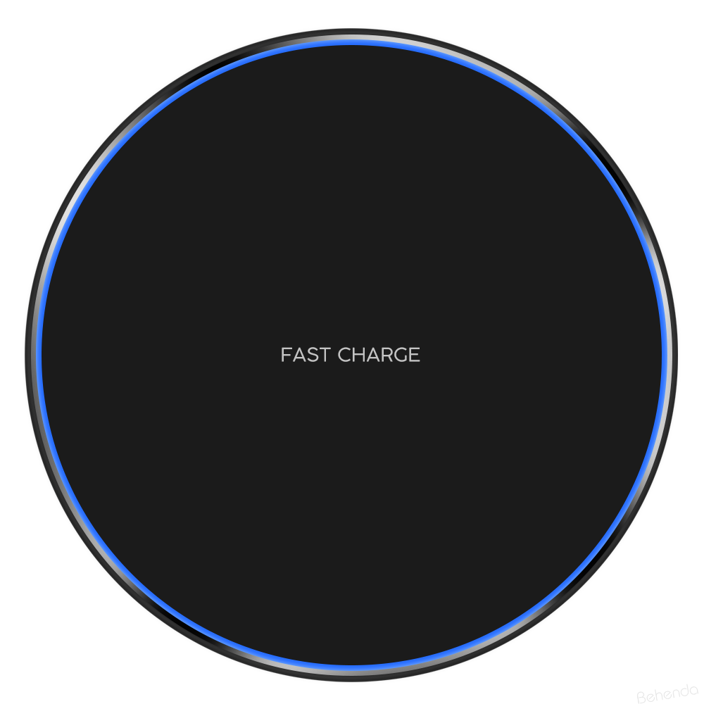 Elegant Choise fast 2021 Wireless Charger 10w Wireless Charging Pad QI Fast Charger Station custom logo