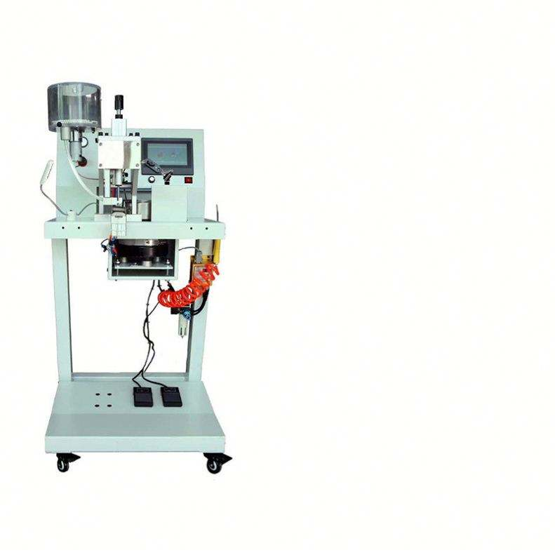 Exporting foreign trade saves time and effort and high efficiency beading machine