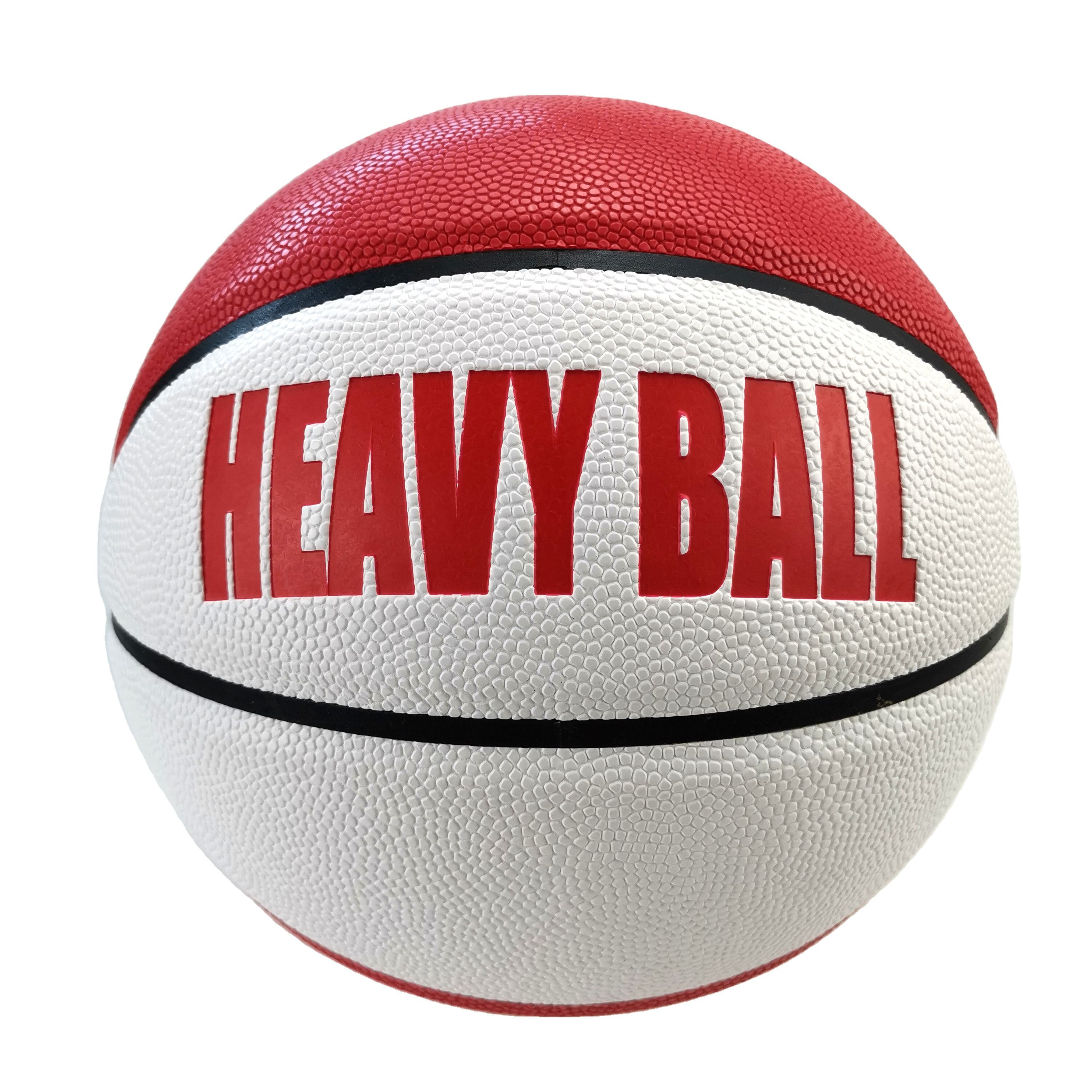 custom logo pu leather heavy basketball 1 kg, 1.3 kg, 1500 g weighted basketball for training camp