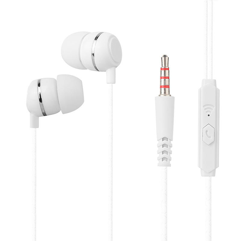 Uideal 2021 Hot Sale Universal Mobile Handsfree earbuds wired Earphone Mic Gaming Headset Wired For Iphone Earphone