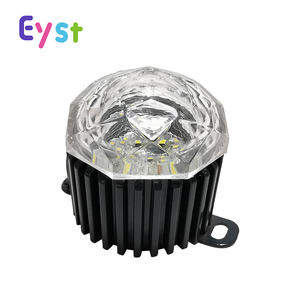 Hot Sale IP65 Tahan Air 50 Mm dengan Kode RGB SMD 5050 LED Lampu Pixel LED Titik Sumber Cahaya