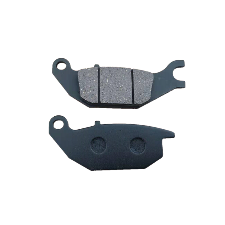 High Quality Competitive Price And Semi-metallic Brake Pad For Motorcycles