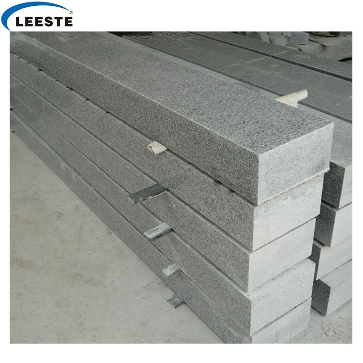 Hot Cheap Wholesale Natural For Landscape Project G603 Driveway Edging Granite Curbstone