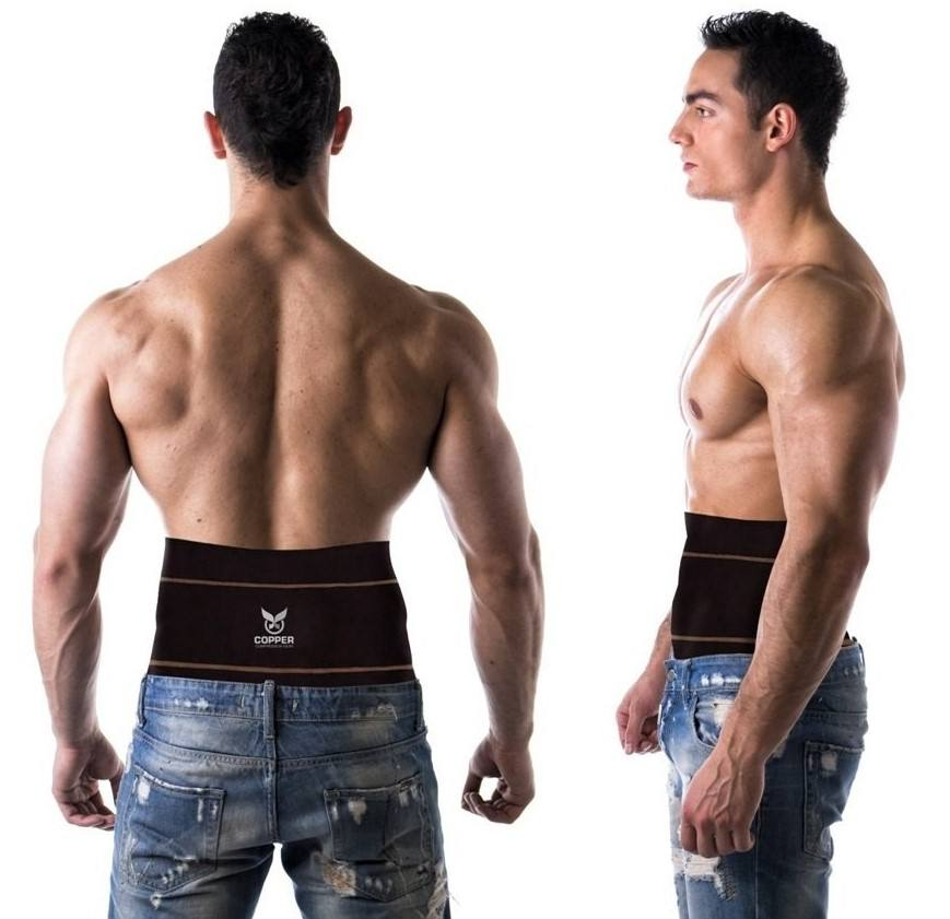 Lower Back Pain Relief Lower Back Support Belt with Removable Lumbar Pad