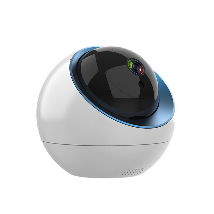 Full HD 1080p Indoor Remote Dome Pet Baby Monitor Space Ball Camera CCTV Wireless Camera