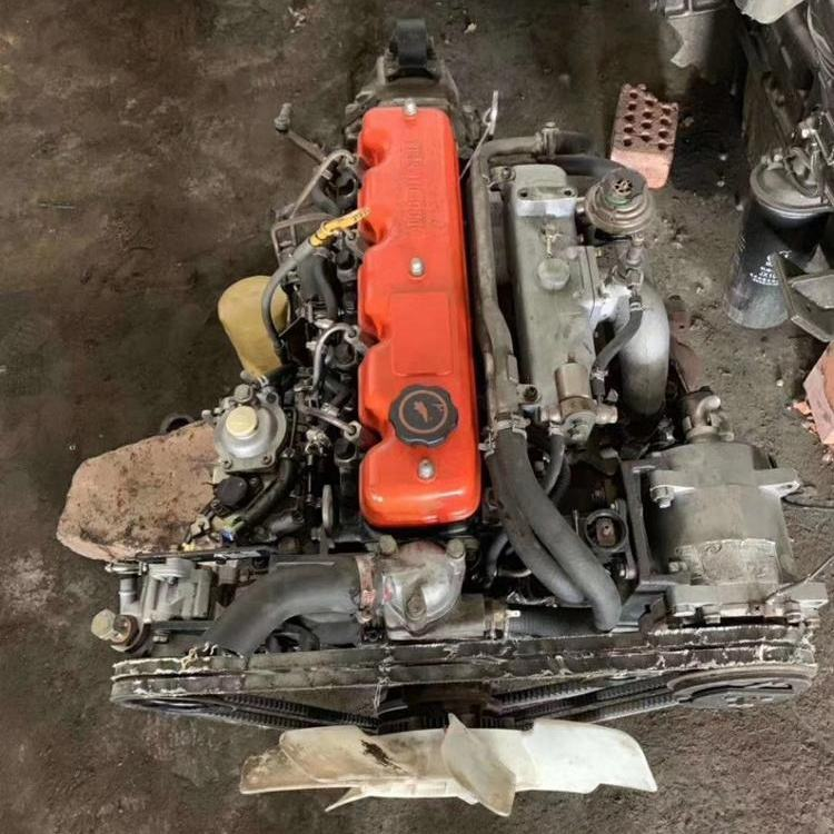 Free Shipping USED GENUINE 4D20 BJ483-486 Engine in good condition used for Pick-up Small truck