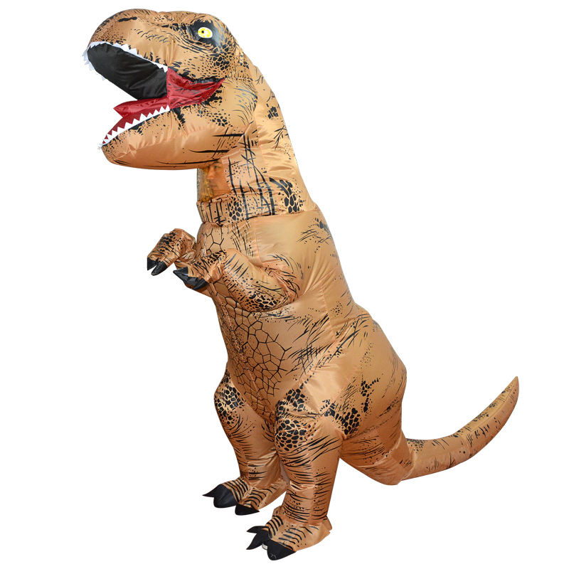 HUAYU Hot Selling T-rex Inflatable Costume Dinosaur Costume