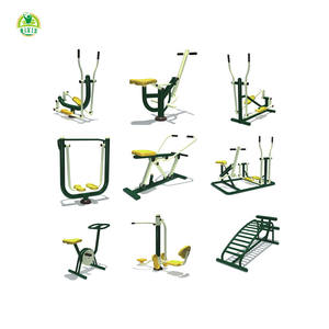 Best selling commercial fitness gym equipment adult outdoor fitness equipment