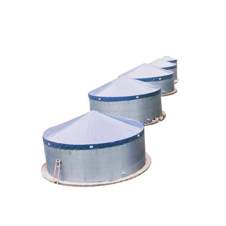 Guaranteed After-sales Service Galvanized Steel Prefabricated Water Storage Tank