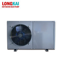 CE air to water source heat pump for domestic hot water heat pump small split wall mounted household heater customized