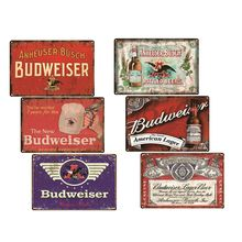Beer Historic Label Tin Sign Metal Painting Home Pub Cafe Restaurant Bar Wall Decor Board Retro Tin Poster