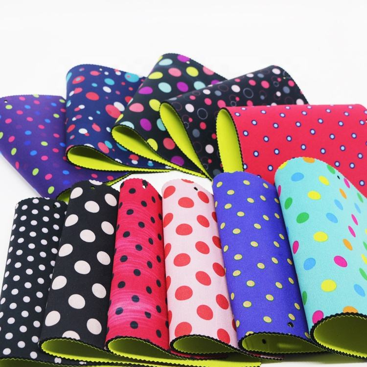 2mm Neoprene Fabric Waterproof Reinforced Neoprene Rubber For Neoprene Wetsuit Material