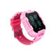 DF39Z children 4G smart phone watch video call SOS for help LBS+GPS+WIFI positioning multi positioning