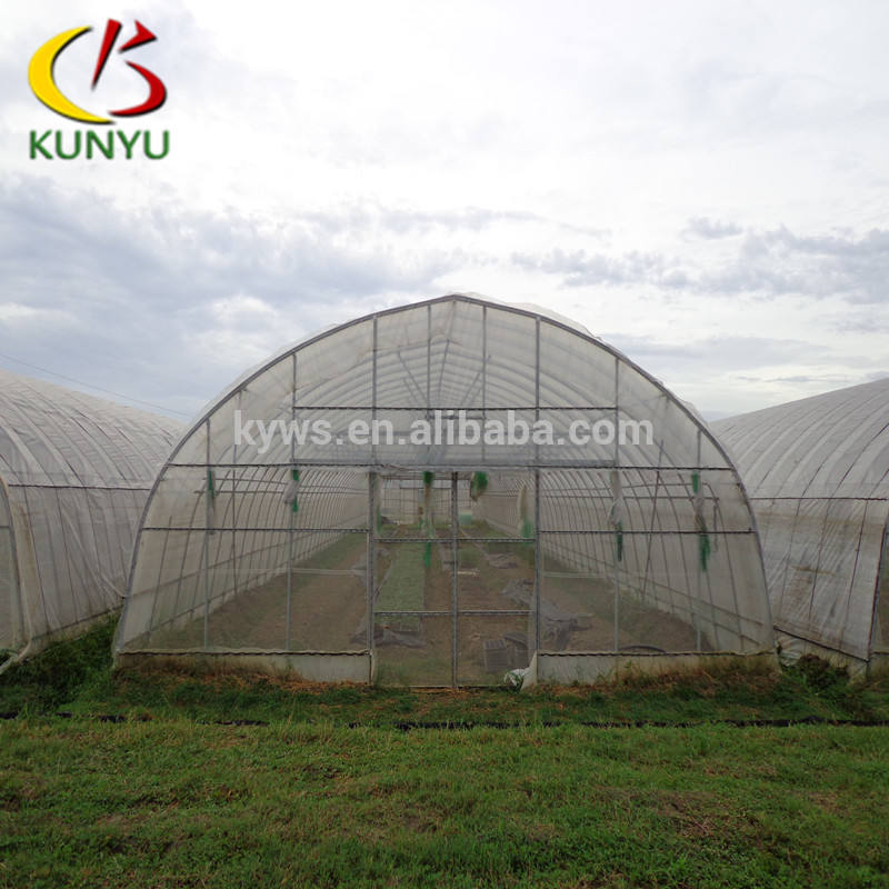 Plastic woven greenhouse tray for rope making machine used