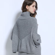 2020 New custom  oversized  High Quality Knitwear  100 cashmere Sweater Sets For Women