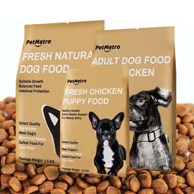 Eco -Friendly Pet Food Dry Dog Food Com Beaf