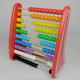 Wooden rainbow solid wood arithmetic math game tool Educational preschool children toys safe nontoxic eco