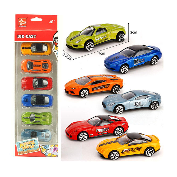 1/64 small cars model metal mini rc racing toys car vehicles toys set car racing toys