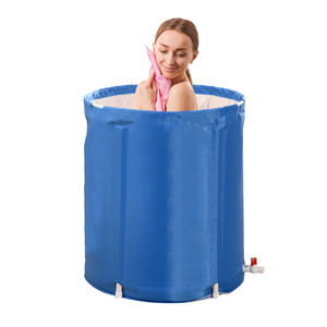Movable Adults Foldable Bathtubs Available In All Seasons Portable Student Bathtub Family Bathtubs Children Plunge Pool Spa B