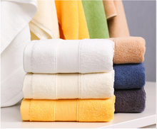 Wholesale turkish cotton 100% cotton  hotel bath towel  luxury