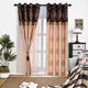 home made blackout fabric 100% polyester bedroom luxury curtains made in china