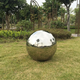 Stainless Steel 200mm 300mm Mirror Polished Metal Hollow Stainless Steel Ball Sphere